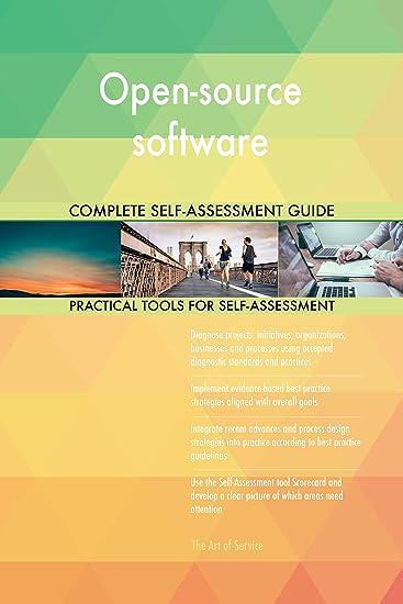 Amazon com: Open-source software Toolkit: best-practice
