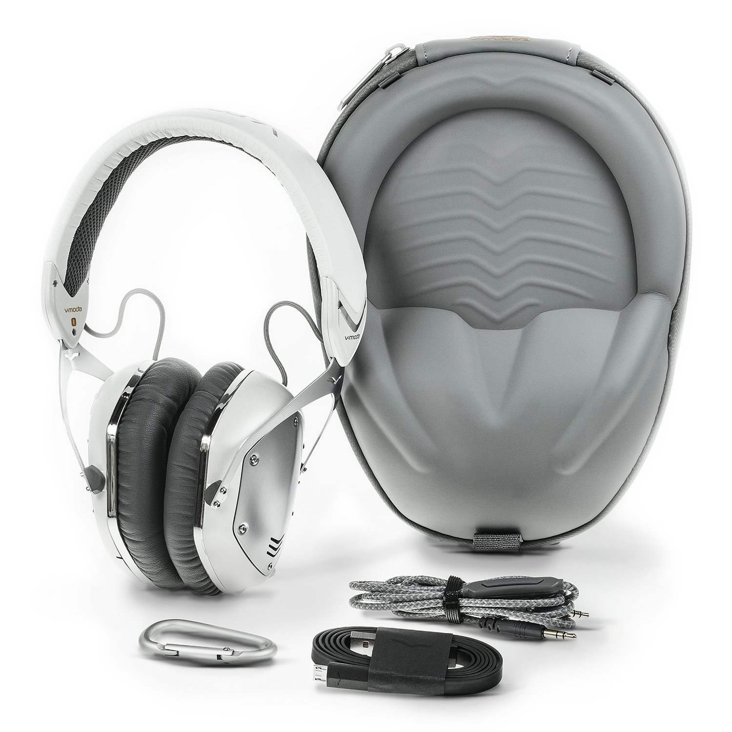 V-MODA Crossfade Wireless Over-Ear Auriculares Phantom Chrome: Amazon.es: Electrónica