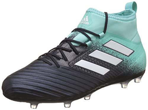 new concept d8021 bd2fa adidas Men s Ace 17.2 Primemesh Fg Footbal Shoes Multicolor (Energy  Aqua FTWR White