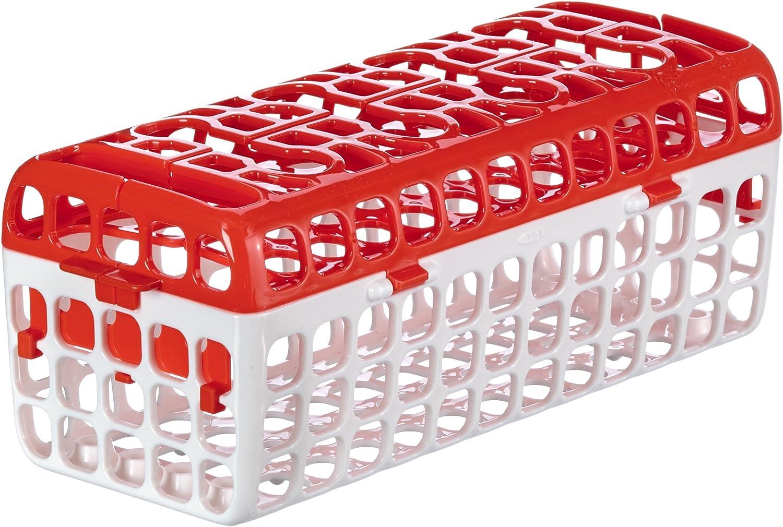 OXO Mini panier de lave-vaisselle pour tasse tasses /à bec et pailles amovibles