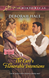 The Earl's Honorable Intentions (Glass Slipper Brides Book 3)