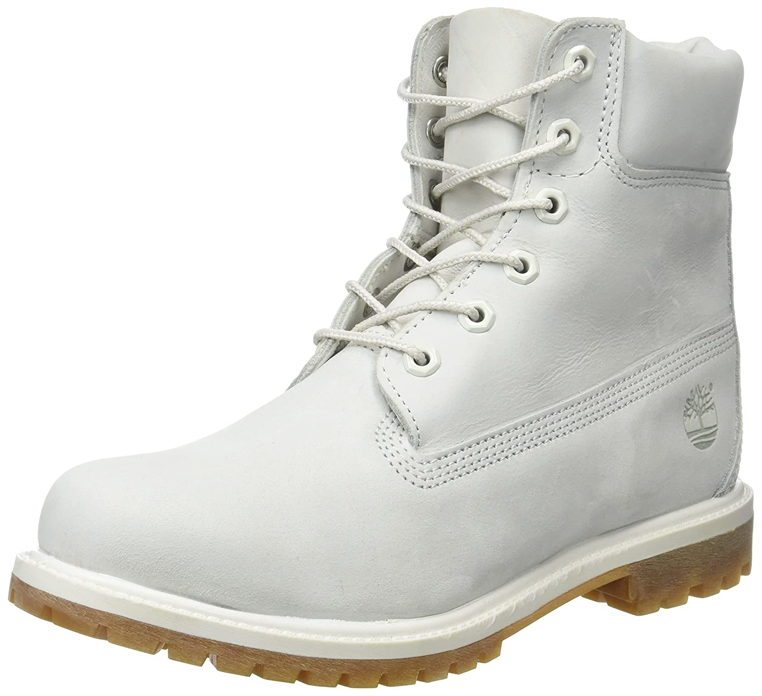 Timberland 6in Premium Boot - W Vaporous Gre, Woman, Size: 39 Eu (8 Us / 6 Uk)