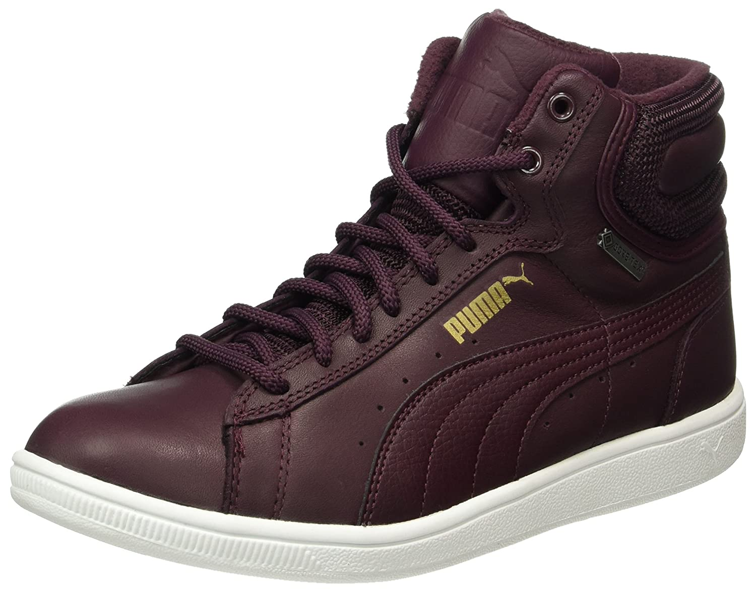 Puma Damen Vikky Mid Winter GTX High-Top  375 EU|Rot (Winetasting-winetasting 01)