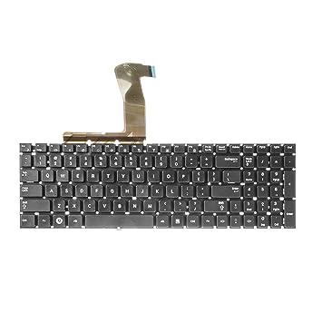 Celda verde® Teclado para SAMSUNG np-rf710-s04ru Laptop/Notebook (diseño: nosotros Inglés QWERTY | color: negro): Amazon.es: Informática