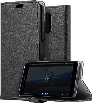 HDRUN Funda LG k9 / LG K8 2018: Amazon.es: Electrónica