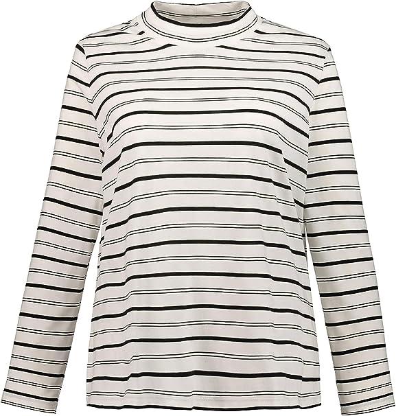 Ulla Popken 725787 - Camiseta de Manga Corta para Mujer (Talla ...
