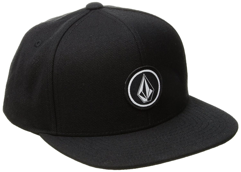 【VOLCOM】ボルコム2015秋冬/Quarter Snapback Hat Little キッズスナップバックキャップ 帽子 ハット 子供用/Blk   B00OWD67A8