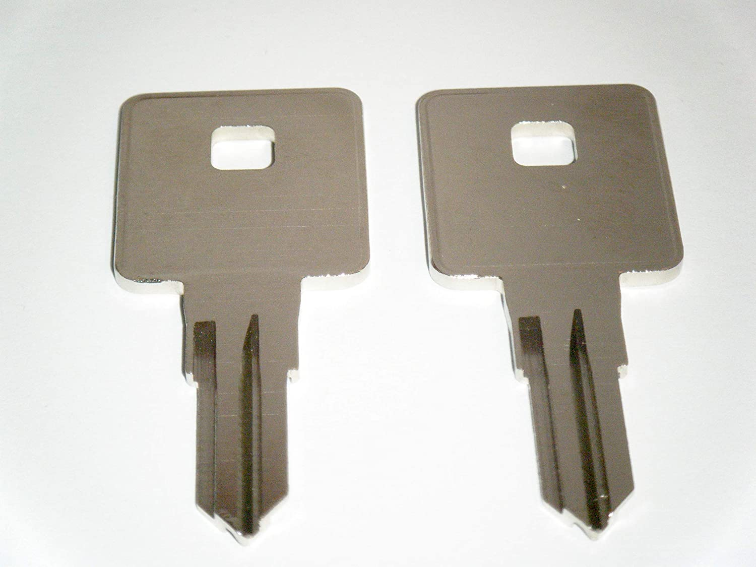 8156 Craftsman Tool box Keys Cut From 8151 To 8200 Two Working Keys For Sears Husky Kobalt Tool Chest
