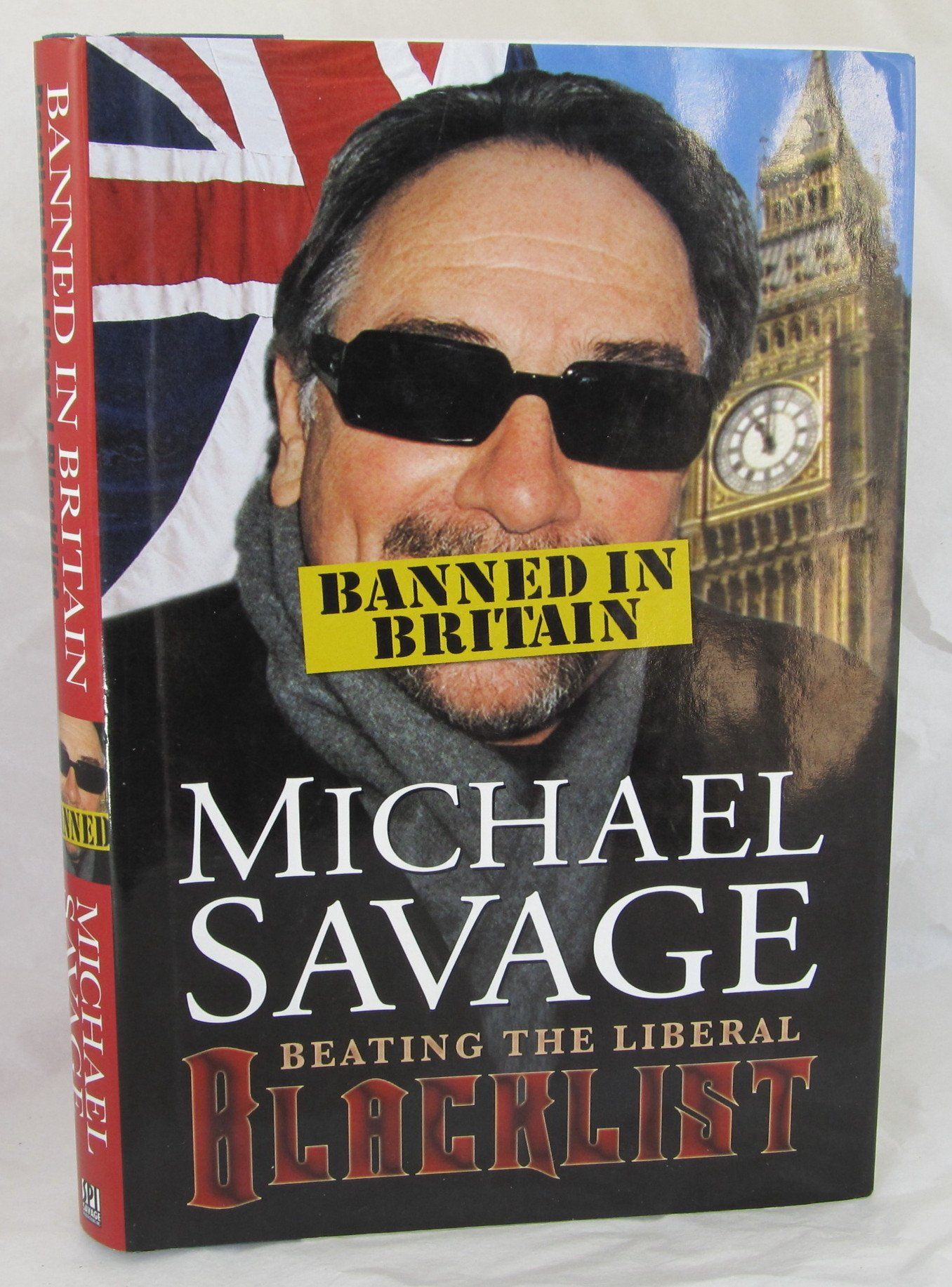 Banned in Britain Beating the Liberal Blacklist pdf