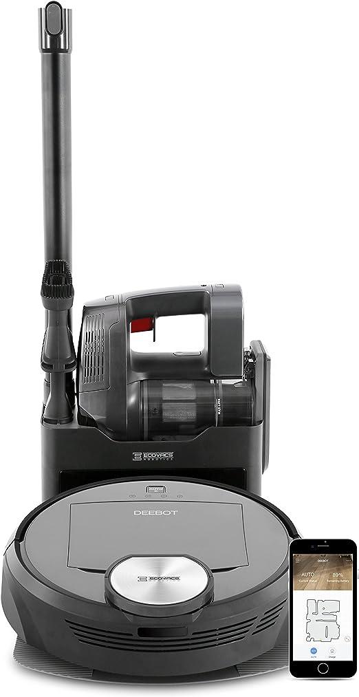ECOVAS ROBOTICS DEEBOT R98 - Sistema de limpieza 2 en 1 ...