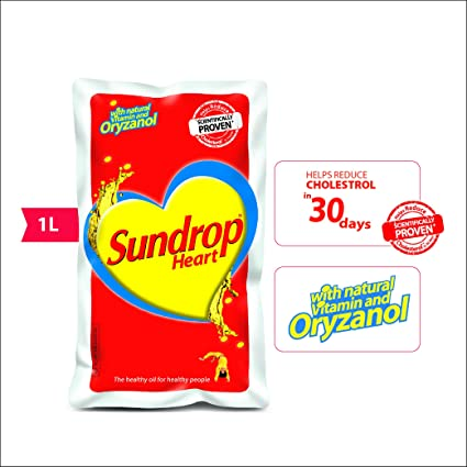 Sundrop Heart Oil, 1l