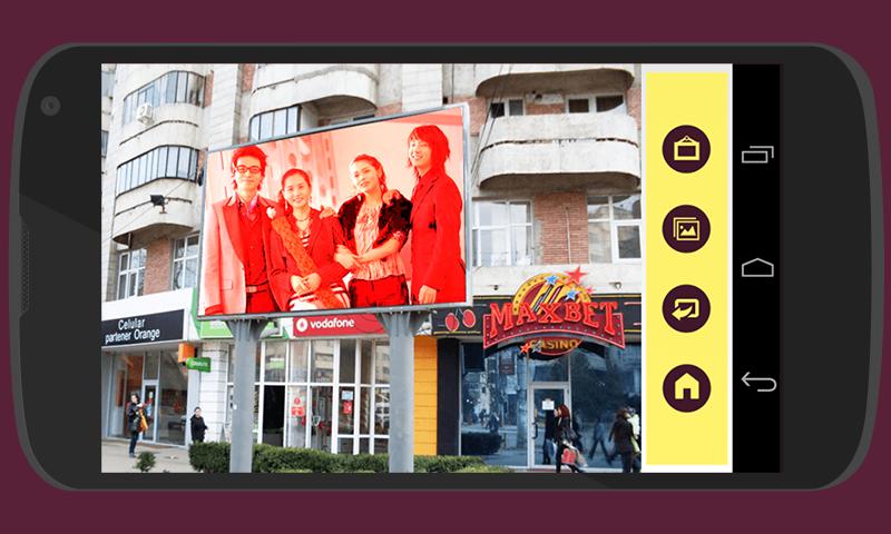 Billboard Photo Frames 2015