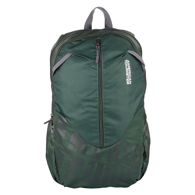 American Tourister MAMBO 02 GREEN 2017 Backpack Laptop Backpacks