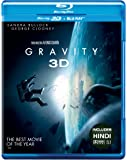 Gravity (Blu-ray 3D & Blu-ray) (2-Disc)