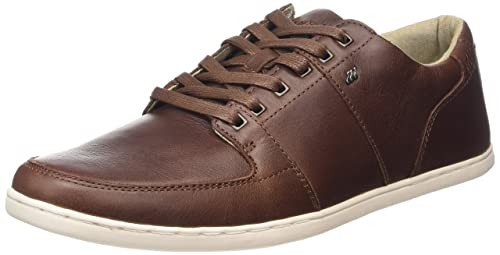 Spencer ICN Lea Chnt/TPE, Mens Trainers Boxfresh