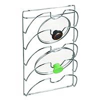 Interdesign 48530EU Classico Rangement d'armoire de cuisine Acier Chrome