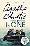 The World's Favourite: And Then There Were None, Murder on the Orient Express, The Murder of Roger Ackroyd by Agatha Christie - Paperback