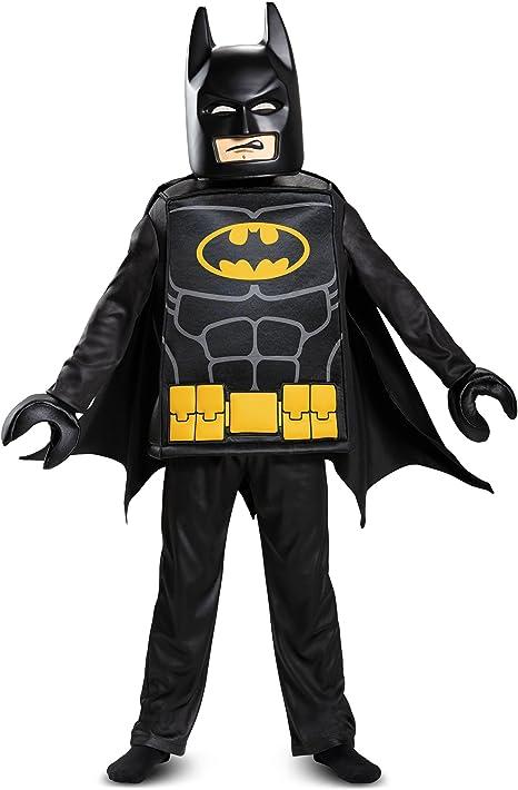 Disfraz Batman LEGO movie deluxe niño 10-12 años (140/152): Amazon ...