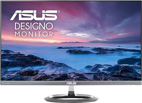 "ASUS Designo MX25AQ 25"" Monitor WQHD (2560 x 1440) 100% sRGB IPS DP HDMI Eye Care Monitor"