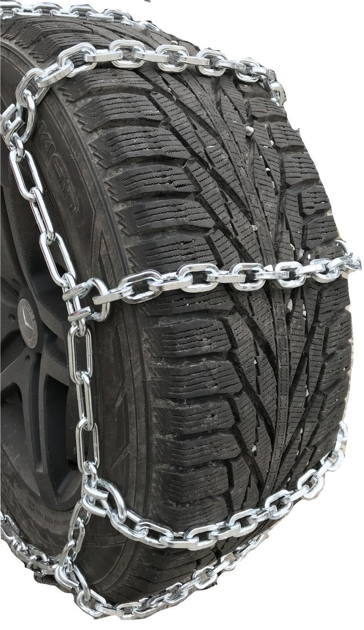 TireChain.com 35X14-15 Alloy Cam Tire Chains w/Spring Tensioners by TireChain.com