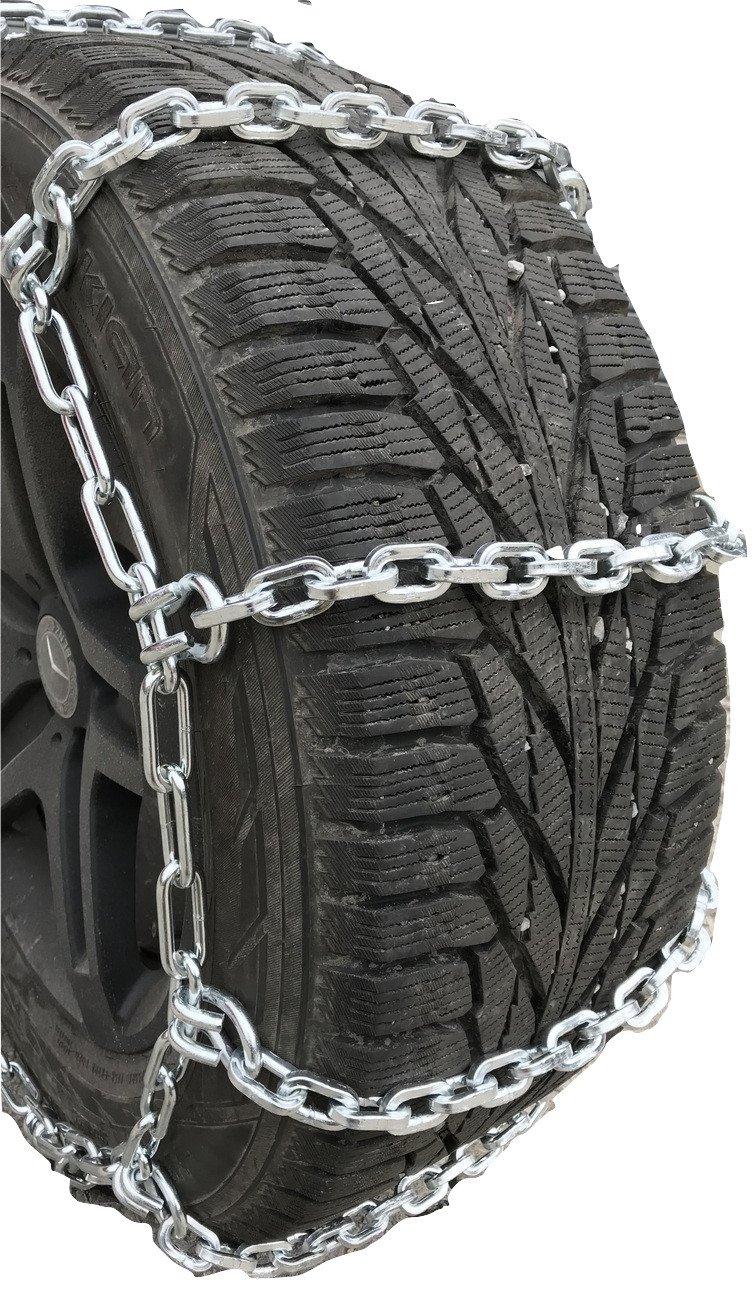 TireChain.com 35X12.50-17 7mm Square Boron Alloy Tire Chains,