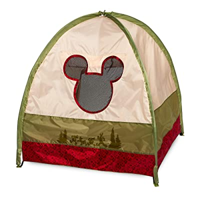 Disney Mickey Mouse-Ka-Camp Play Tent: Toys & Games