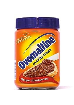 Ovomaltine Crunchy Cream by Ovomaltine: Amazon.es: Salud y cuidado personal