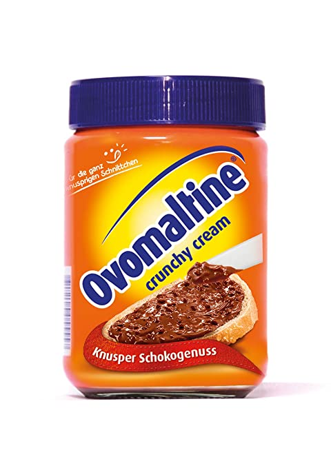 Ovomaltine Crunchy Cream by Ovomaltine