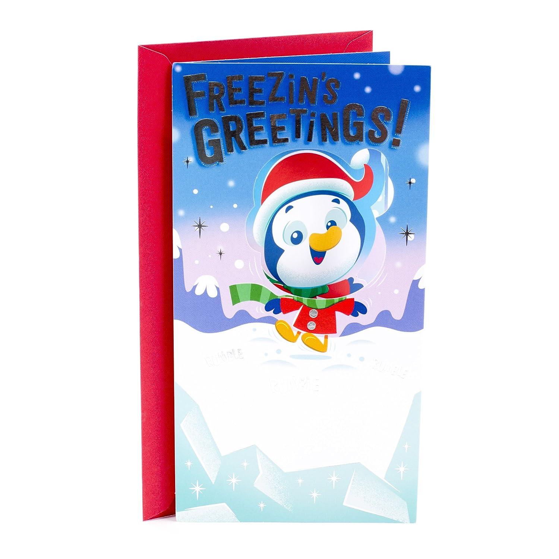 Amazon Hallmark Funny Seasons Greetings Money Holder Or Gift