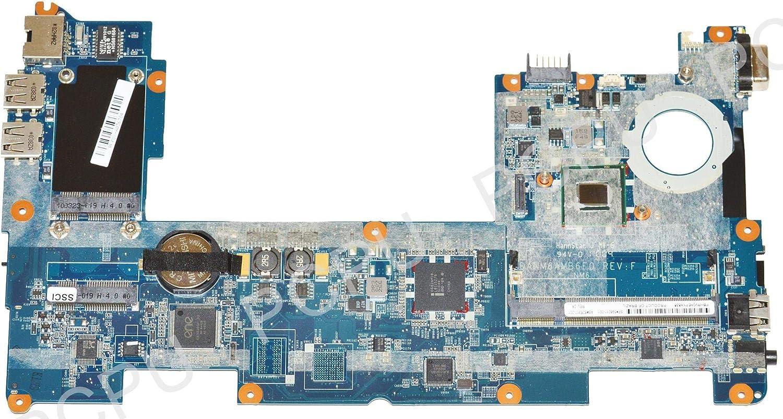 Renewed HP 598011-001 Mini 210 Series Atom N450 1.66GHz Laptop System Motherboard