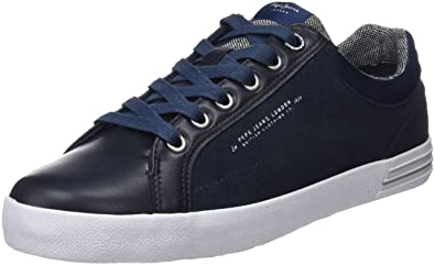 huge discount f6e05 7e56a Pepe Jeans London North Mix, Scarpe da Ginnastica Basse Uomo