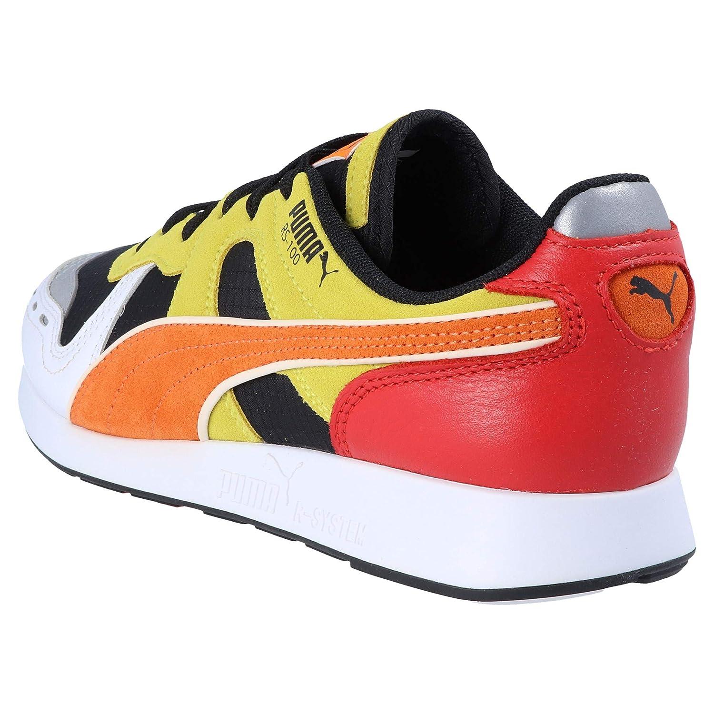 Puma RS 100 x Roland Sneaker Bunt: : Schuhe