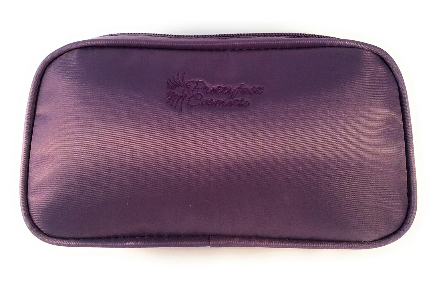 Prettyfast Cosmetic Insulated Makeup Bag Purple Basic Bish