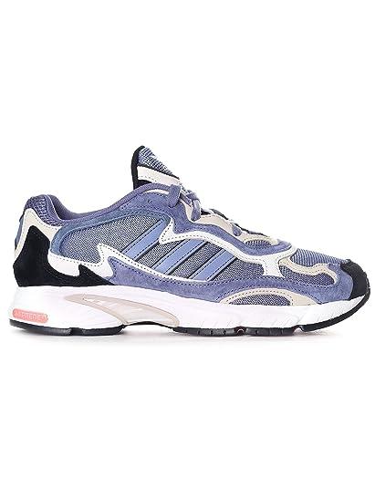 premium selection f35c4 c7593 Adidas U Temper Run Blue White Black Größe 3,5(36) Farbe