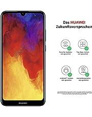 Huawei Y6 2019 Smartphone Débloqué 4G (6,09 pouces - 32Go - Double Nano SIM - Android 9.0) Bleu