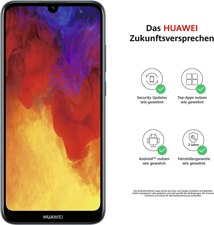 HUAWEI Y6 2019 Dual-SIM Smartphone 15 -