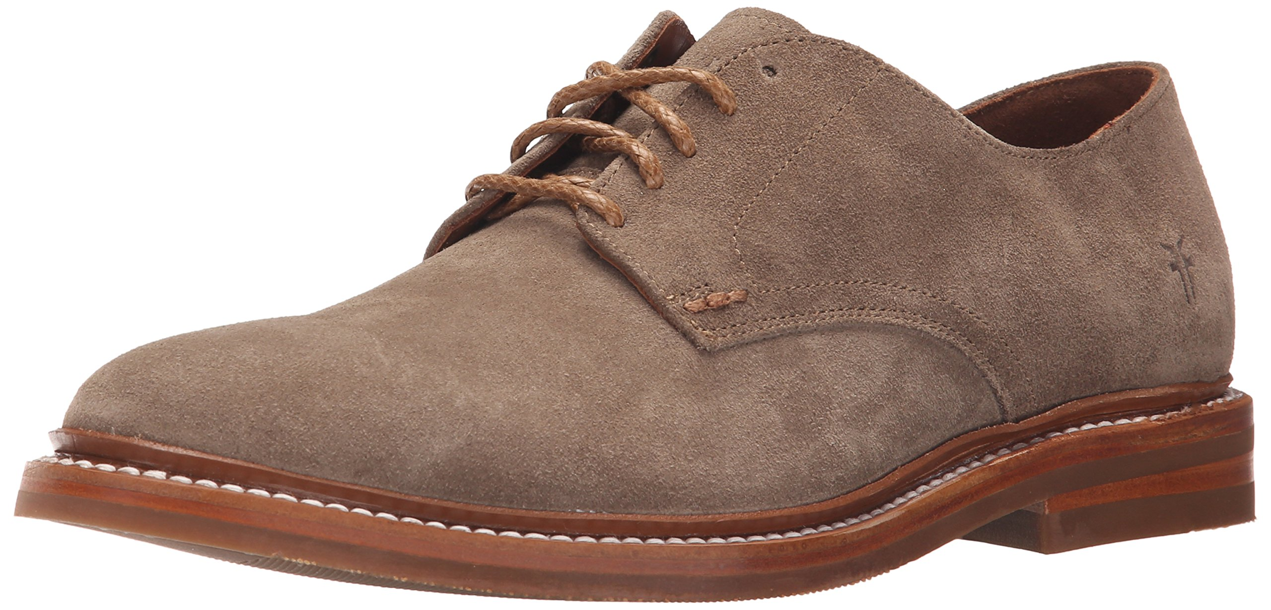FRYE Men's William Oxford, Grey, 10 M US