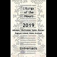 Liturgy of the Hours 2019 (UK & Ireland, high seasons) (Divine Office UK & Ireland Book 8)