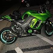 Amazon.com: Kawasaki Ninja 1000 motocicleta Llanta Rueda ...