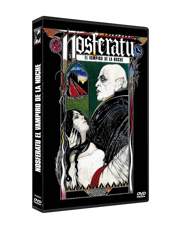 Nosferatu, Vampiro de la Noche DVD 1979 Nosferatu: Phantom der Nacht