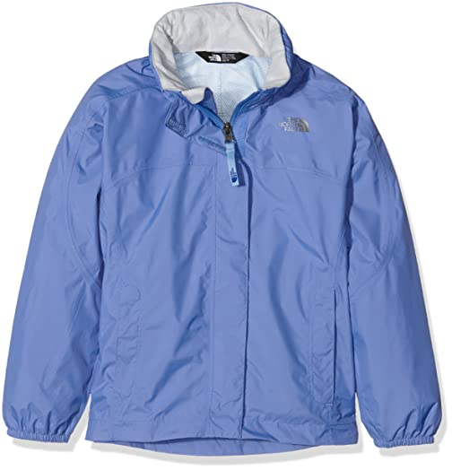 The North Face Girls' Resolve Reflective Waterproof Jacket: Amazon ...