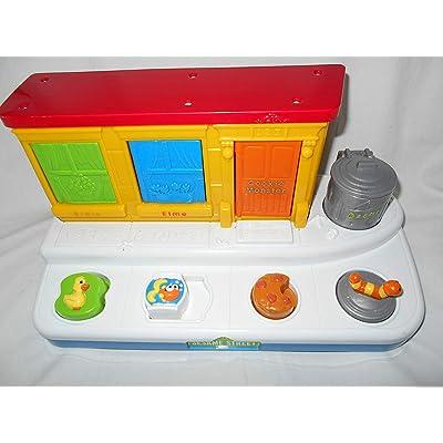 Fisher-Price Sesame Street Singing Pop-Up Pals: Toys & Games