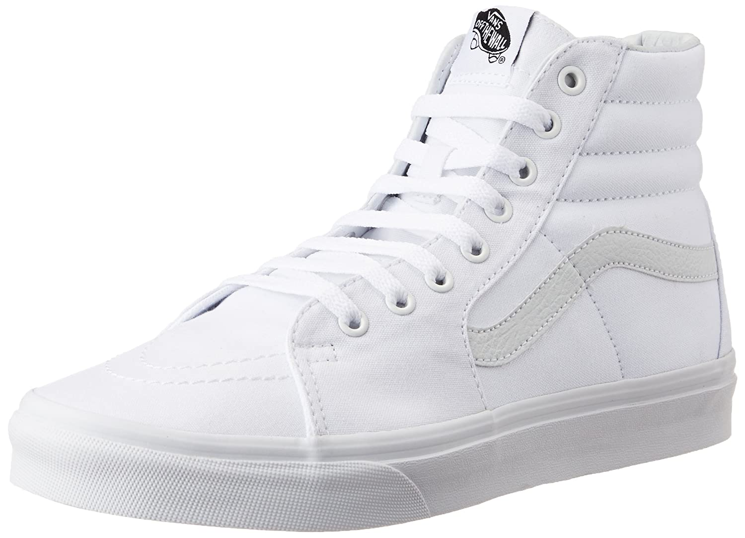 ff7edf46c3 Vans Unisex Sk8-Hi Sneakers  Buy Online at Low Prices in India - Amazon.in