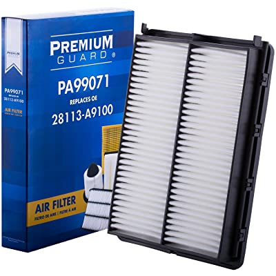 PG Air Filter PA99071| Fits 2020 Hyundai Palisade, 2020-18 Santa Fe Sport, 2020-20 Santa Fe, 2020 Kia Telluride, 2015-19 Sedona, 2016-19 Sorento: Automotive