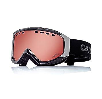 Carrera Zenith uS Masque de Ski pour Homme Noir Brillant Rose,  m0040590G995H photocromic be70880d4622