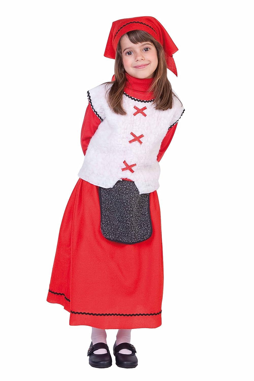 Rubies`s - Disfraz pastorcilla talla 3/4 años: Amazon.es: Juguetes ...