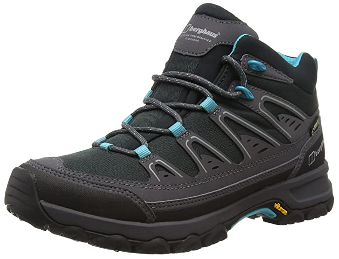 Ladies Explorer Active GTX Boot Grey US7