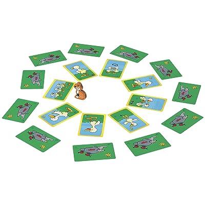 Haba 4712 - Juego de cartas infantil: a paso ganso: Juguetes y juegos