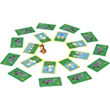 Haba 4712  - Juego de cartas infantil: a paso ganso