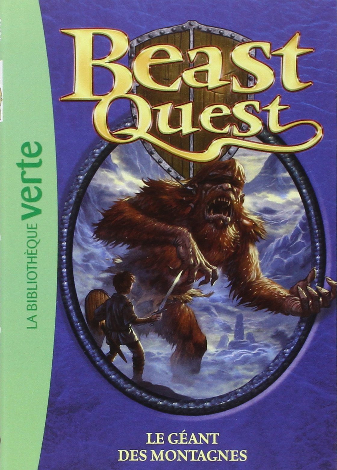 beast quest tome 3 le geant des montagnes